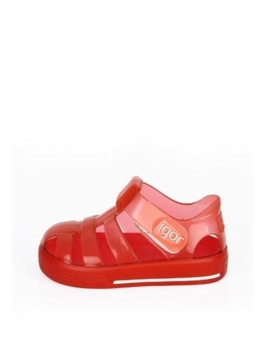 İgor Sandalet Kırmızı